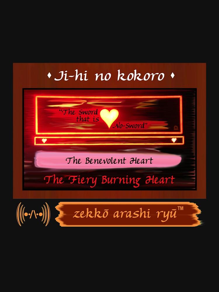 "Zekko Arashi Ryu ""The Benevolent Heart"" by zekkoarashiryu"