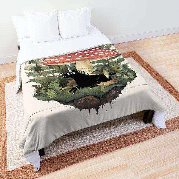 Tiny Unicorn Comforter