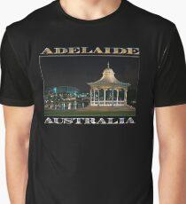 Illuminated Elegance (poster on black) Graphic T-Shirt