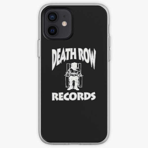 Death Row Record iPhone Soft Case