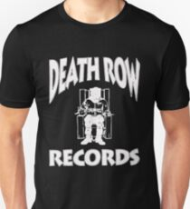 Death Row Record Unisex T-Shirt