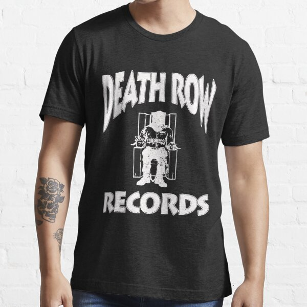 Death Row Record Essential T-Shirt