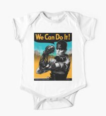 We Can Do It (Furiously) - light colors One Piece - Short Sleeve