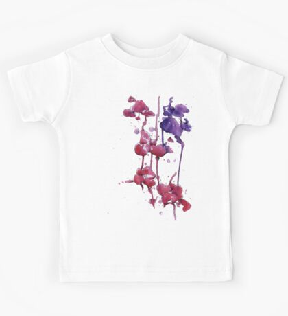 Dripping Orchids Kids Clothes