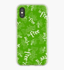 Dobby is Free - Potter iPhone Case