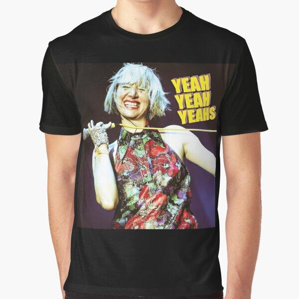 Yeah Yeah Yeahs Graphic T-Shirt