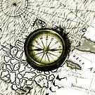 A Tale Of 2 Maps by Mark Batten-O'Donohoe