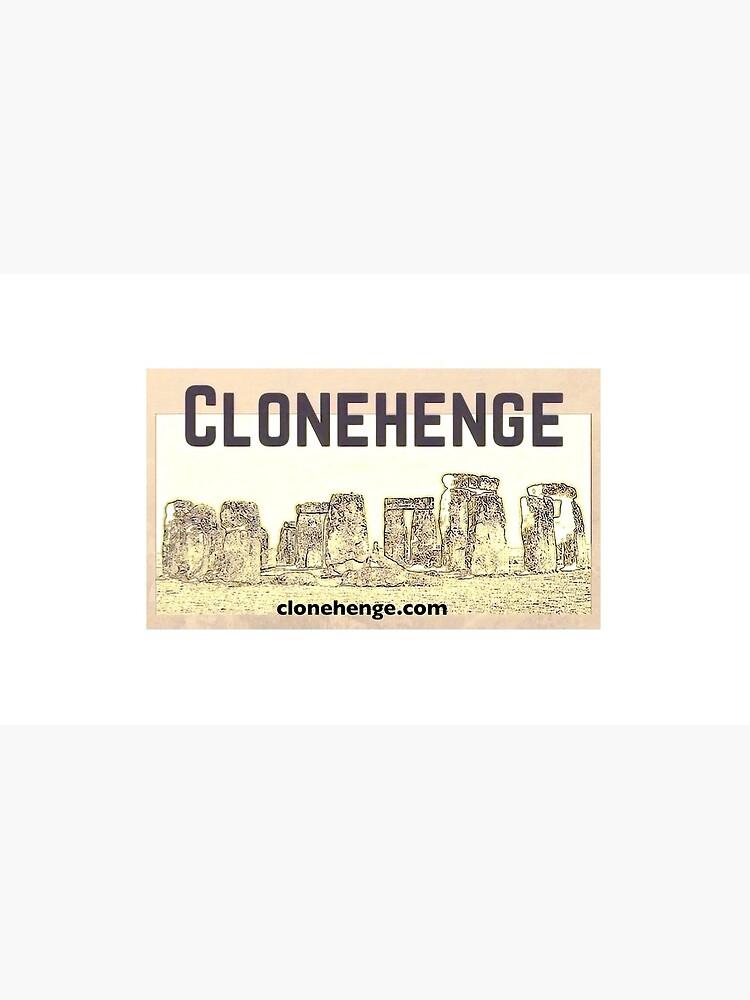 Clonehenge items at last! by Clonehenge