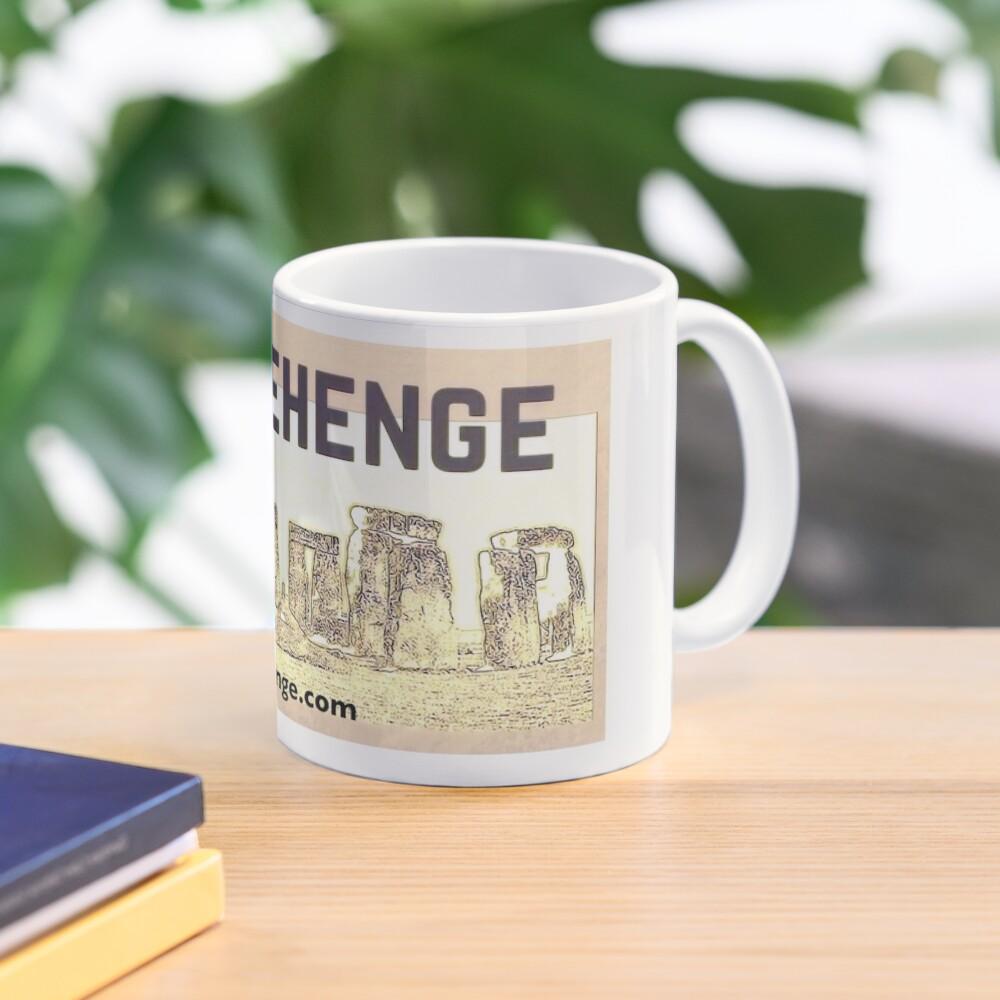 Clonehenge items at last! Mug