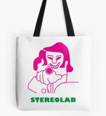 Stereolab Tote Bag