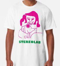 Stereolab Long T-Shirt