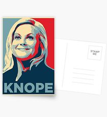 Knope  Postcards