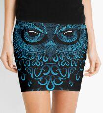 Nocturnal Mini Skirt