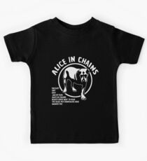 Alice In Chains Kinder T-Shirt