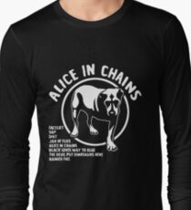 Alice In Chains Long Sleeve T-Shirt