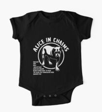 Alice In Chains One Piece - Short Sleeve
