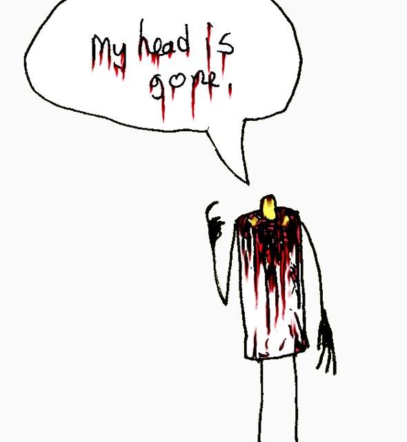 head = ?? by Samuel  Nachison