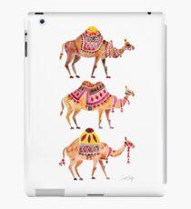 Camel Train iPad Case/Skin
