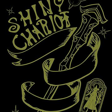 LWA - Shiny Chariot [Gold] by inkwood-store