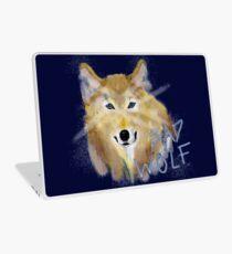 Bad Wolf Laptop Skin