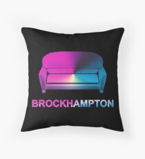 Brockhampton Throw Pillow
