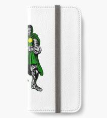 Doctor Doom iPhone Wallet/Case/Skin