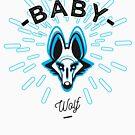 « Baby wolf » par lepetitcalamar