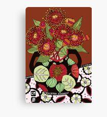 Corymbia Ficifolia Canvas Print