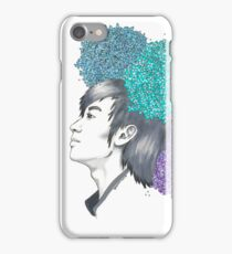 I am your FLOWER BOYFRIEND || Minwoo iPhone Case/Skin