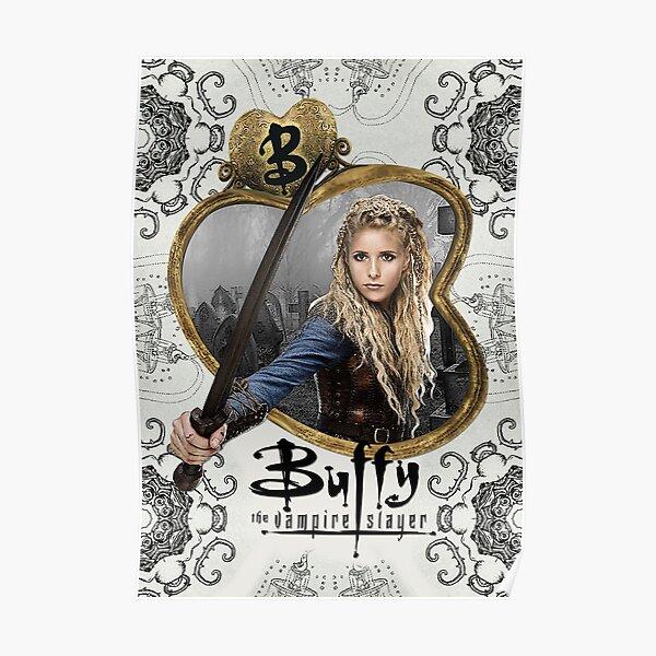 Buffy Poster
