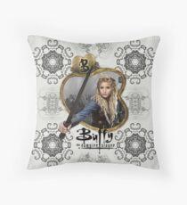 Buffy Throw Pillow