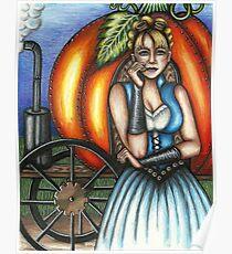 Steampunk Cinderella Poster