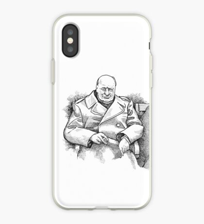 Yalta Conference 1945 iPhone Case
