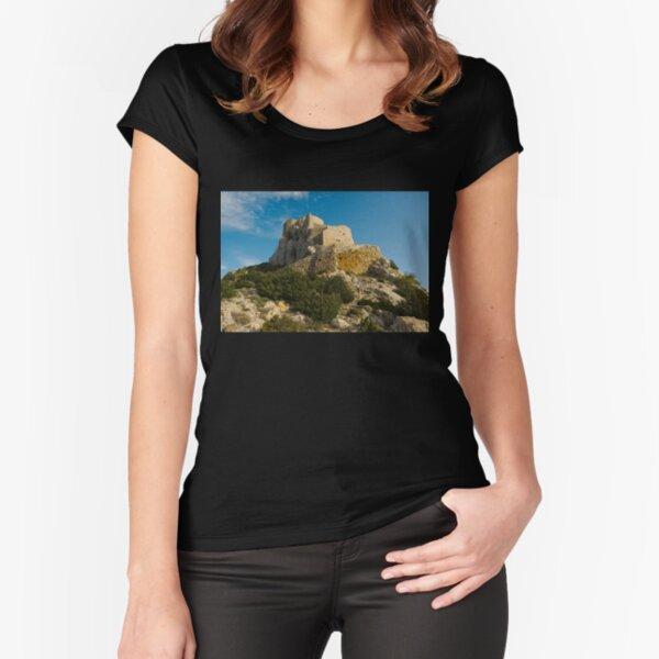 T-shirt échancré