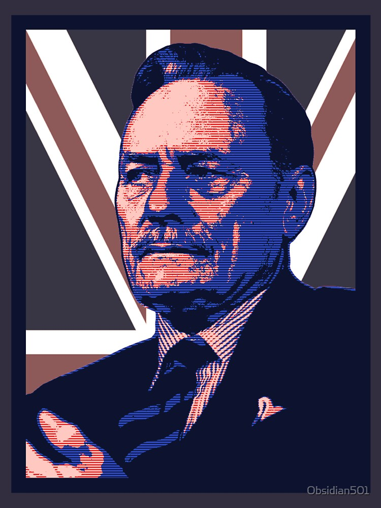 Enoch Powell Graphic von Obsidian501