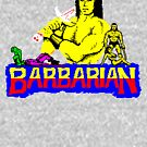 Gaming [ZX Spectrum] - Barbarian: The Ultimate Warrior by ccorkin