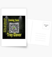 Troy Glover Images up front and available soon! Postcards