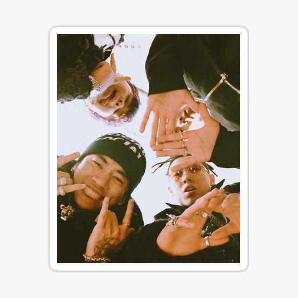 HIGHER BROTHERS - GANG GANG Sticker
