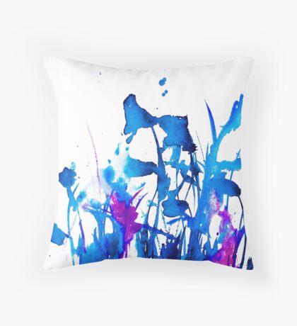 BAANTAL / Field #2 Throw Pillow
