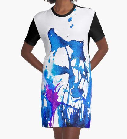 BAANTAL / Field #2 Graphic T-Shirt Dress