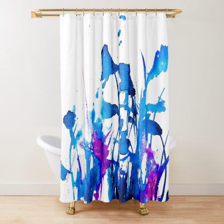BAANTAL / Field #2 Shower Curtain