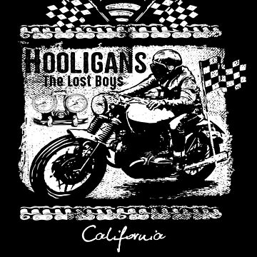 Hooligans The Lost Boys Motorcycle by iwaygifts