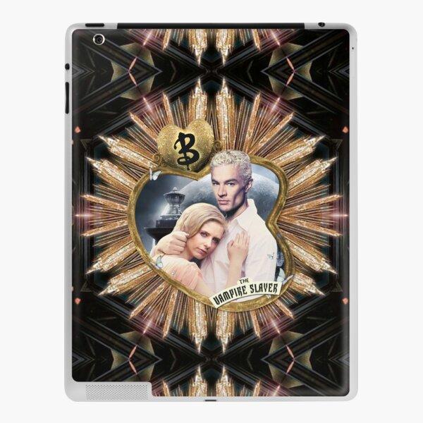 Buffy & Spike iPad Skin