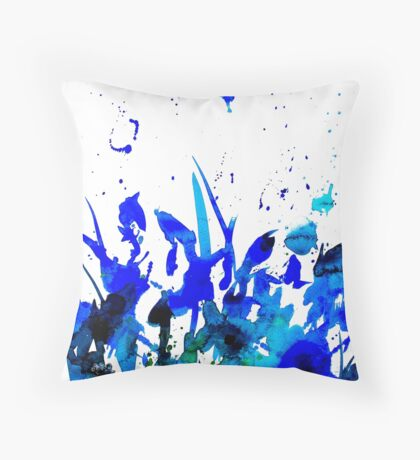 BAANTAL / Pollinate / Field #1 Throw Pillow