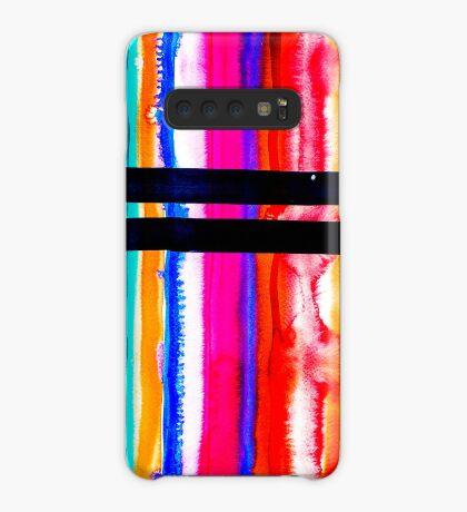 BAANTAL / Lines #6 Case/Skin for Samsung Galaxy