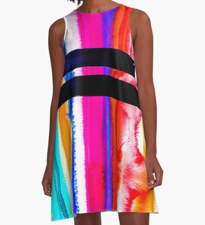 BAANTAL / Lines #6 A-Line Dress
