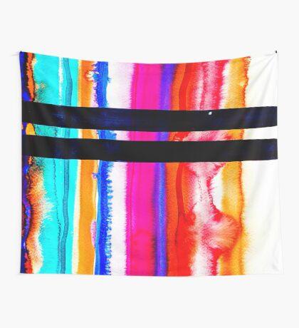 BAANTAL / Lines #6 Wall Tapestry