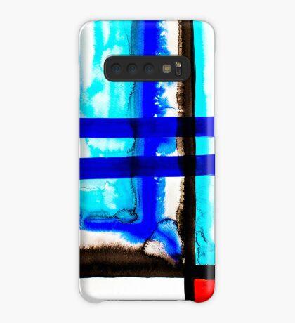 BAANTAL / Lines #5 Case/Skin for Samsung Galaxy