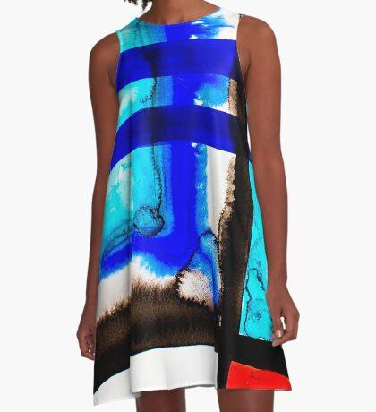 BAANTAL / Lines #5 A-Line Dress