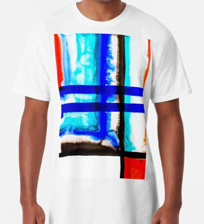 BAANTAL / Lines #5 Long T-Shirt
